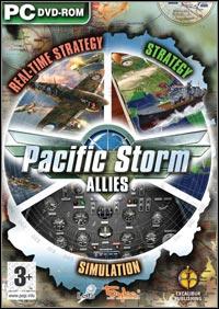 Okładka Pacific Storm: Allies (PC)
