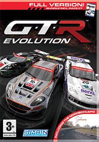 Okładka GTR Evolution (PC)