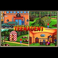 Okładka Teenagent (PC)