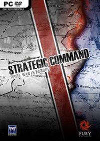Okładka Strategic Command WWII: War in Europe (PC)