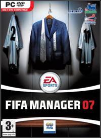 Okładka FIFA Manager 07 (PC)