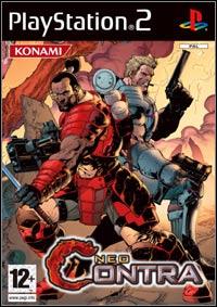 Okładka Neo Contra (PS2)