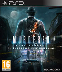 Game Murdered: Soul Suspect (PC) cover