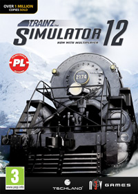 Okładka Trainz Simulator 12 (PC)