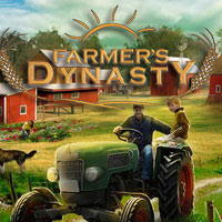 Game Box for Farmer's Dynasty (PC)