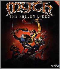 Okładka Myth: The Fallen Lords (PC)