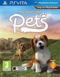 Game Box for PlayStation Vita Pets (PSV)