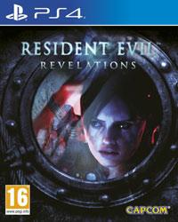 Game Resident Evil: Revelations (3DS) cover