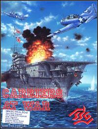 Okładka Carriers at War (PC)