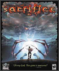 Okładka Sacrifice (PC)