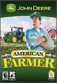 Game Box for John Deere American Farmer (PC)