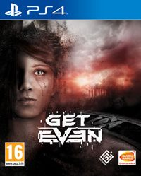 Game Get Even (PC) cover