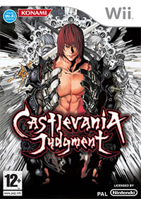 Game Box for Castlevania Judgment (Wii)