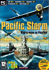 Okładka Pacific Storm (PC)