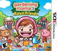 Okładka Gardening Mama 2: Forest Friends (3DS)