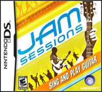 Okładka Jam Sessions (NDS)