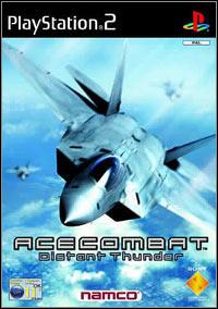 Okładka Ace Combat 04: Shattered Skies (PS2)