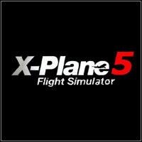 Okładka X-Plane 5 (PC)
