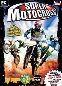 Game Box for Super Motocross (PC)