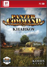 Okładka Panzer Command: Kharkov (PC)