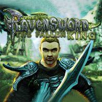 Okładka Ravensword: The Fallen King (iOS)