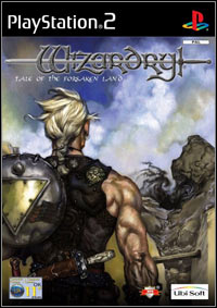 Okładka Wizardry: Tale of the Forsaken Land (PS2)