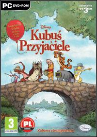 Okładka Winnie the Pooh (PC)