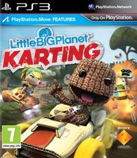 Okładka LittleBigPlanet Karting (PS3)