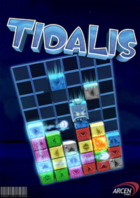 Game Box for Tidalis (PC)