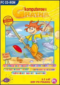 Komputerowa Gratka - Super Kolekcja! Cz. 1 (PC cover