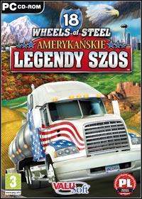 Okładka 18 Wheels of Steel: American Long Haul (PC)