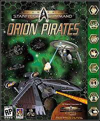 Okładka Star Trek Starfleet Command: Orion Pirates (PC)