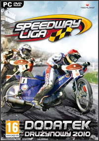 Game Box for Speedway Liga: Dodatek Druzynowy 2010 (PC)