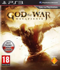 Okładka God of War: Ascension (PS3)
