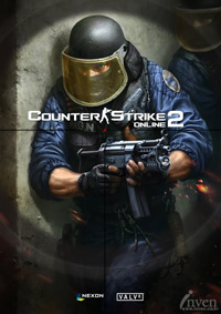 Game Box for Counter-Strike: Online 2 (PC)