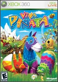 Game Viva Pinata (X360) cover