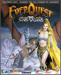 Okładka EverQuest: The Scars of Velious (PC)