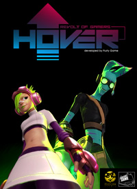 Game Hover: Revolt of Gamers (PC) cover