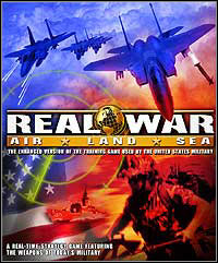 Okładka Real War (PC)