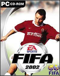 Okładka FIFA 2002 (PC)
