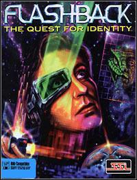 Okładka Flashback: The Quest For Identity (PC)