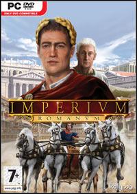 Okładka Imperium Romanum (PC)