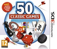 Okładka 50 Classic Games 3D (3DS)