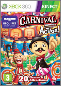 Game Box for Carnival Games: In Action (X360)