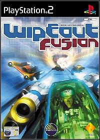 Okładka WipEout Fusion (PS2)