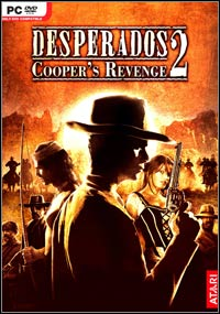 Okładka Desperados 2: Cooper's Revenge (PC)