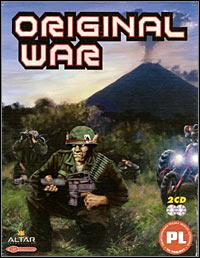 Game Box for Original War (PC)