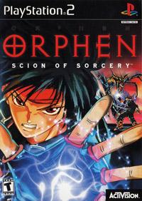 Okładka Orphen: Scion of Sorcery (PS2)