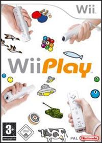 Okładka Wii Play (Wii)