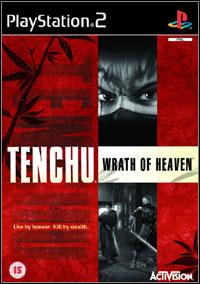 Okładka Tenchu: Wrath of Heaven (PS2)